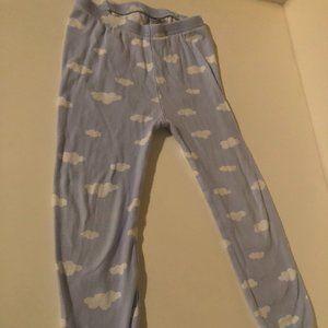 Gap Blue Sky / Clouds PJ Pants Size 4T
